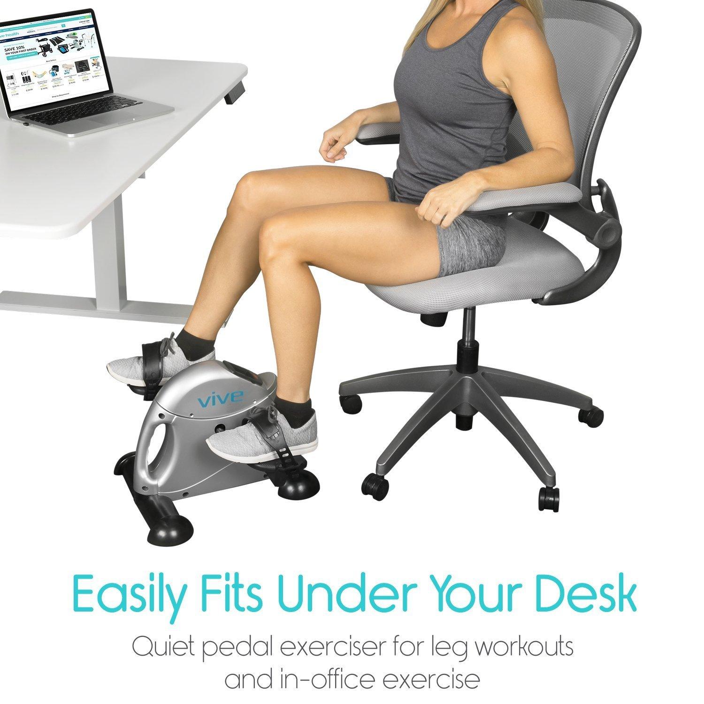 Best Under Desk Bike Review Aka Desk Pedal Exerciser