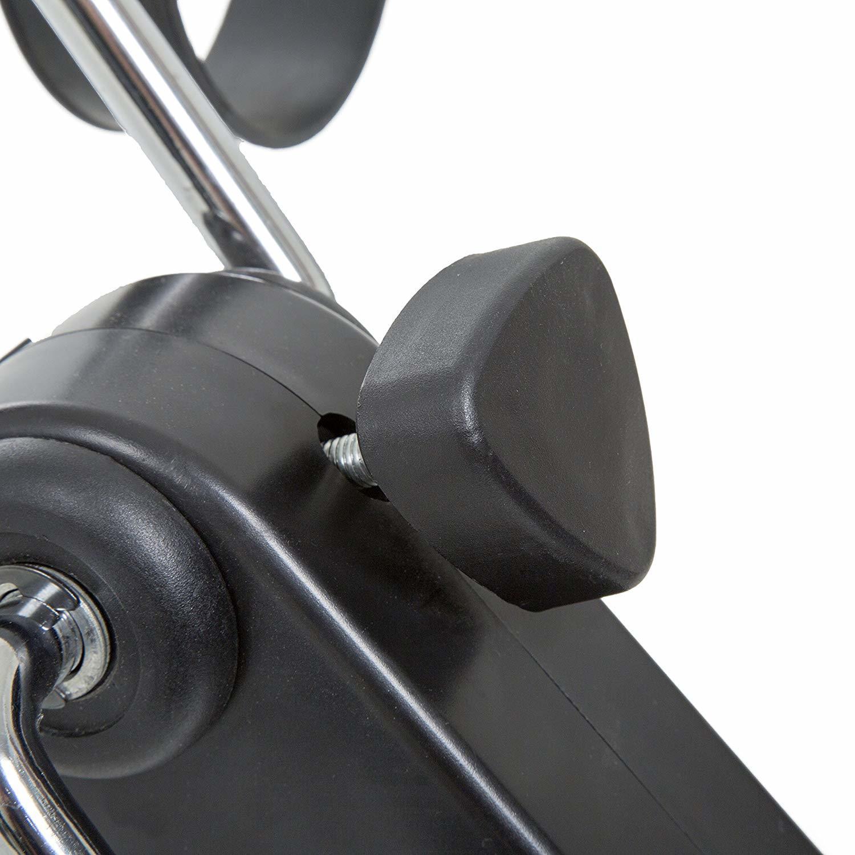 Wakeman Pedal Exerciser Portable Under Desk Bike