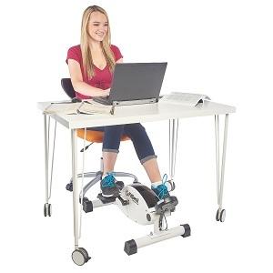 Under desk pedals