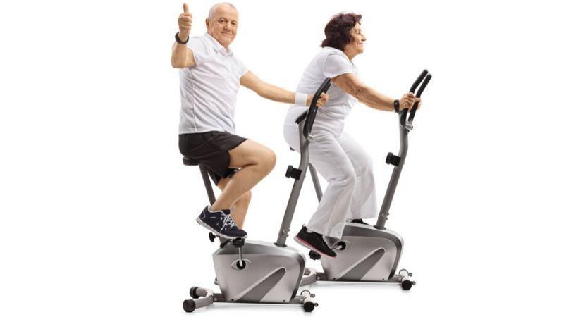 Aerobics for Seniors